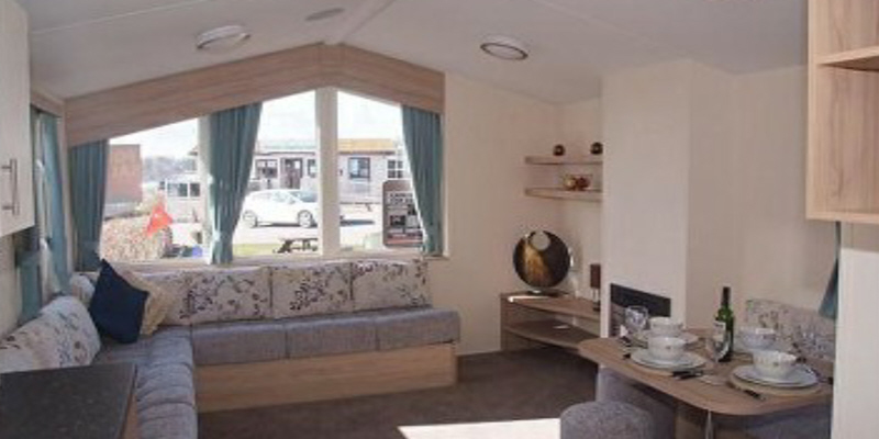 caravan holiday in blackpool